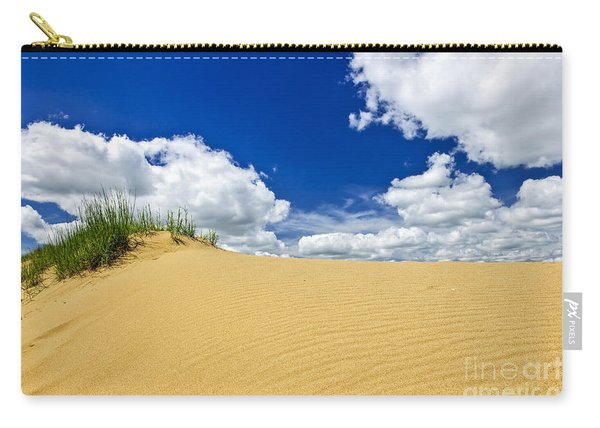 Desert Landscape In Manitoba Carry-all Pouch