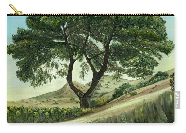Desert Pine Carry-all Pouch