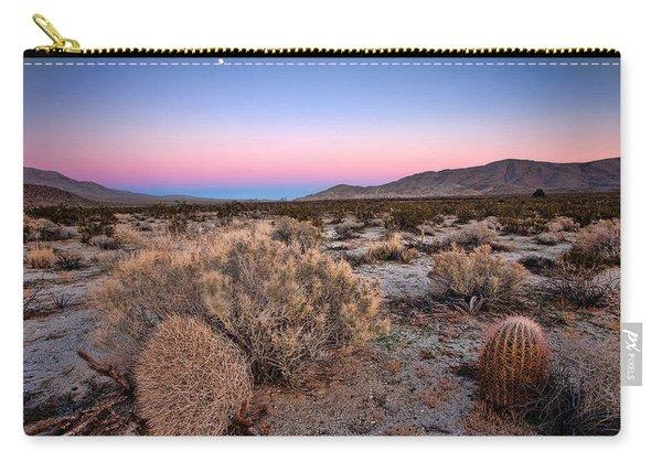 Desert Twilight Carry-all Pouch