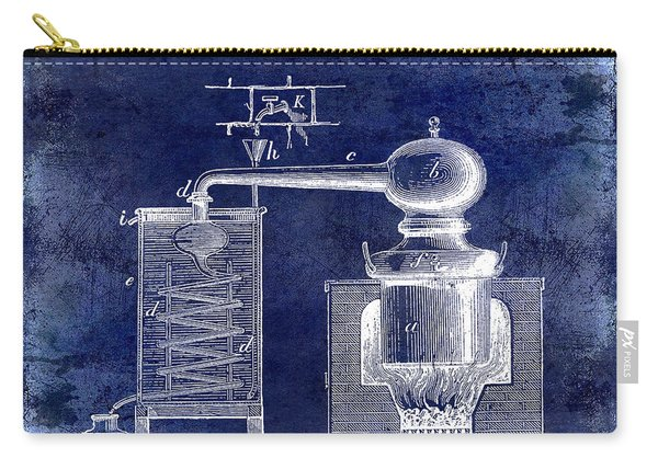 Design For A Still Carry-all Pouch