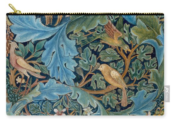 Design For Tapestry Carry-all Pouch