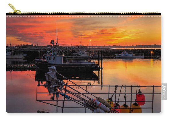 Carry-all Pouch featuring the photograph Desired Haven  by Garvin Hunter