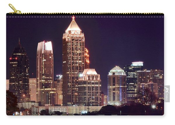 Atlanta Towers Carry-all Pouch
