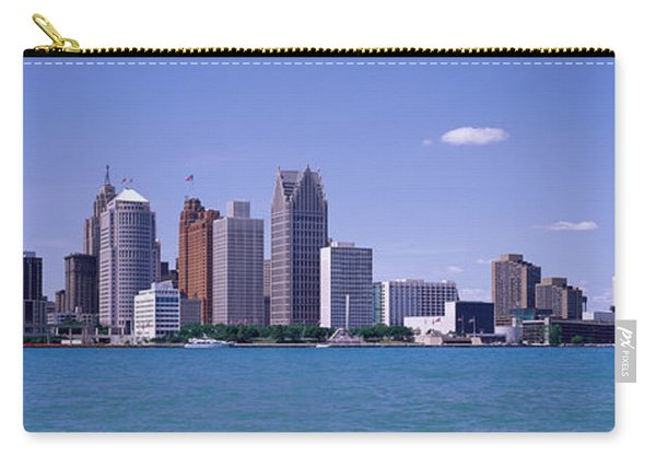 Detroit Mi Usa Carry-all Pouch