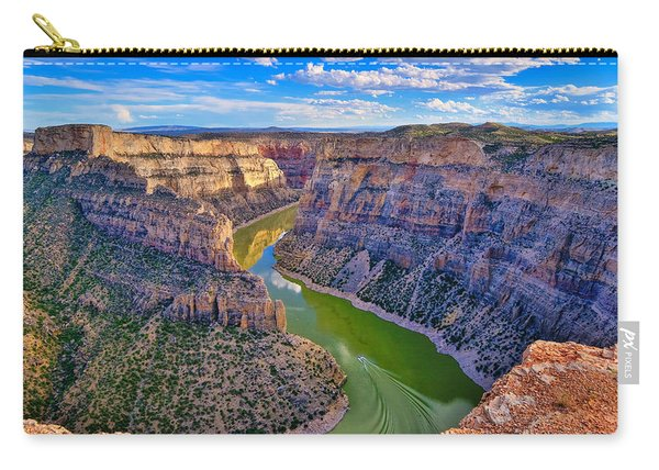 Devil's Canyon Overlook Carry-all Pouch