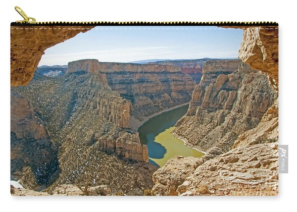 Devils Overlook Carry-all Pouch