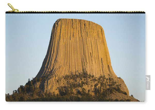 Devils Tower National Monument Wyoming Carry-all Pouch