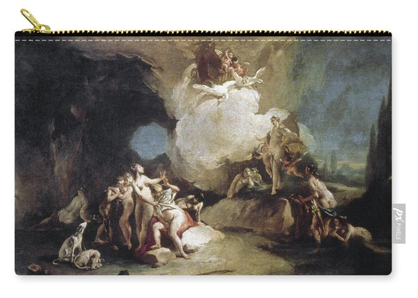 Diana And Callisto Carry-all Pouch