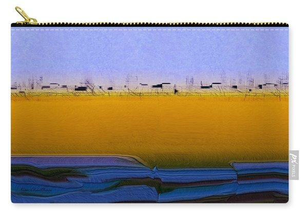 Digital City Landscape - 2 Carry-all Pouch