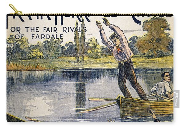 Dime Novel, 1898 Carry-all Pouch