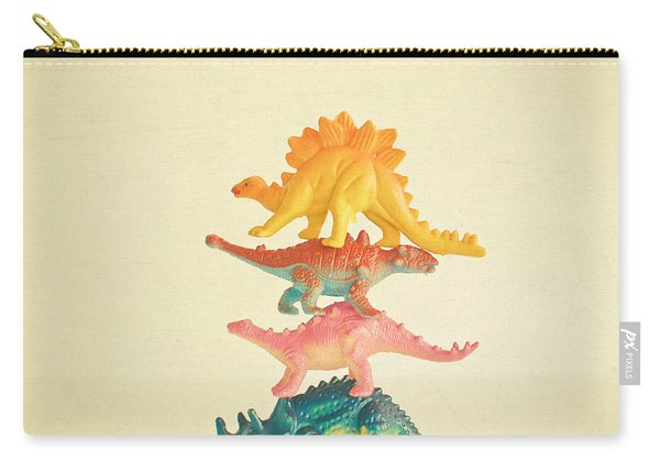 Dinosaur Antics Carry-all Pouch