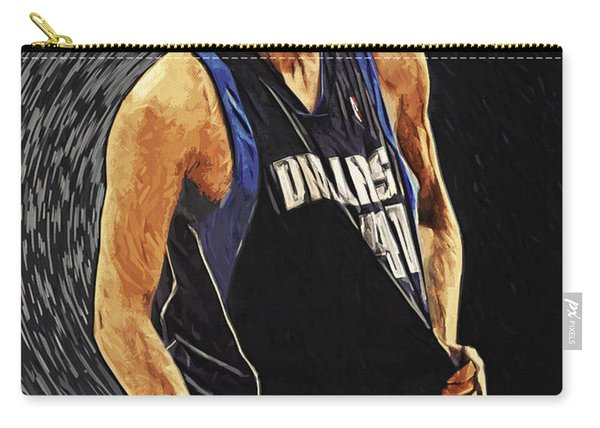 Dirk Nowitzki Carry-all Pouch