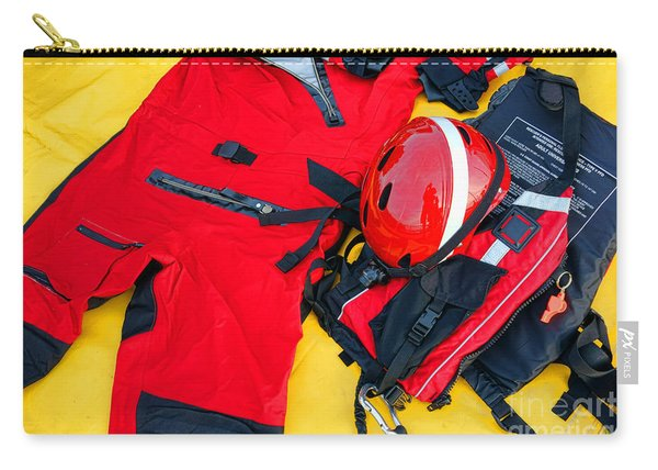 Diver Emergency Rescue Kit Carry-all Pouch