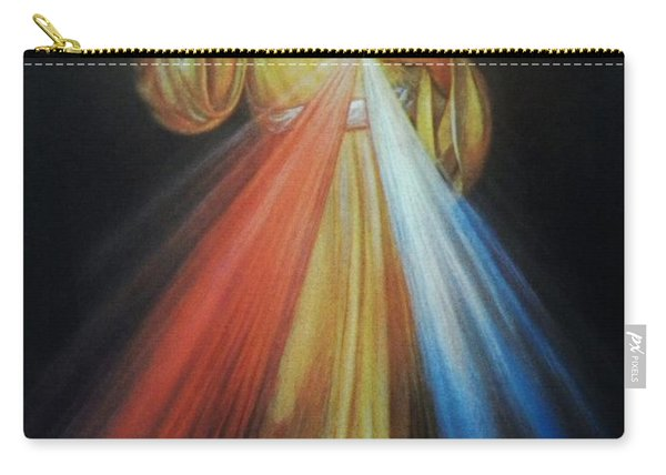 Divine Mercy Jesus Carry-all Pouch