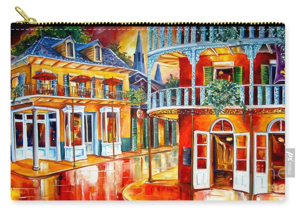 Divine New Orleans Carry-all Pouch