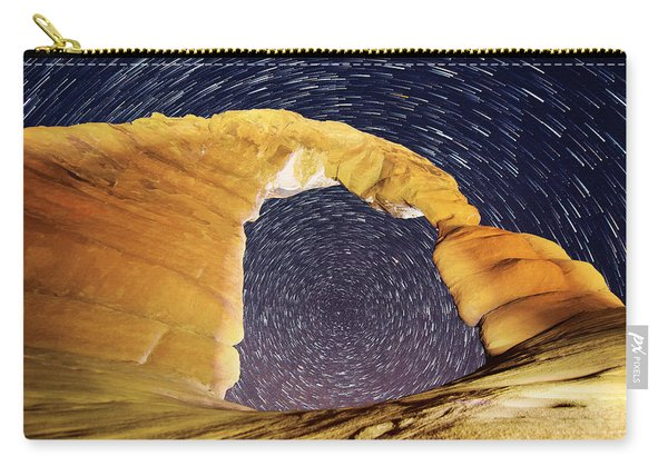 Carry-all Pouch featuring the photograph Dizzy by Dustin  LeFevre