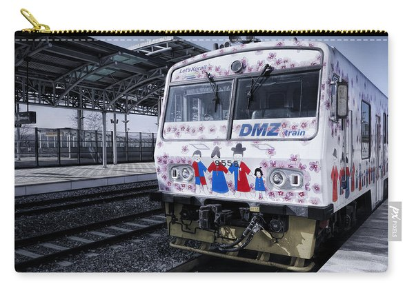 Dmz Train Carry-all Pouch