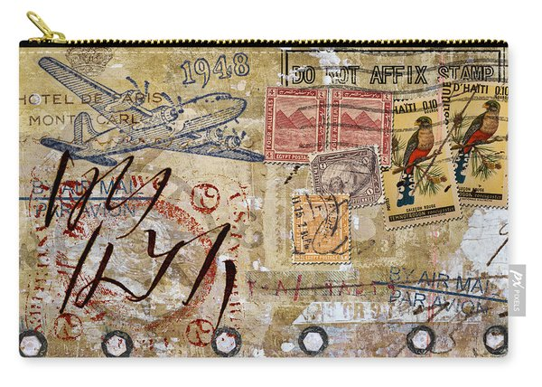 Do Not Affix Stamp Carry-all Pouch
