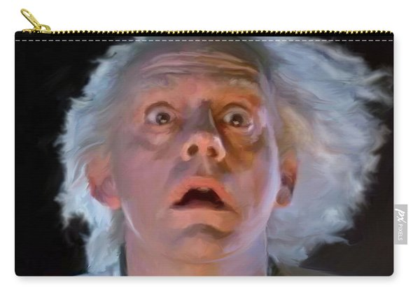 Doc Brown Carry-all Pouch