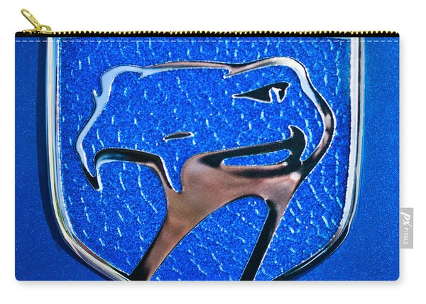 Dodge Viper Emblem -217c Carry-all Pouch