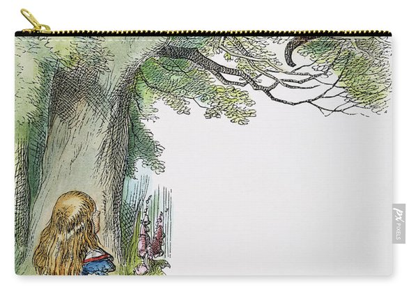 Dodgson: Alice, 1865 Carry-all Pouch
