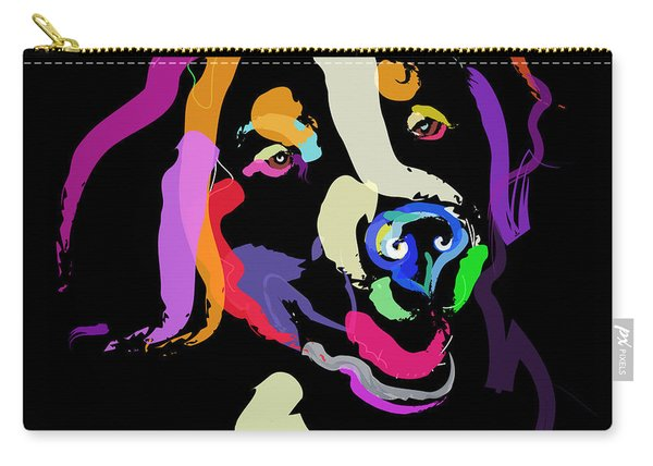 Dog Iggy Color Me Bright Carry-all Pouch