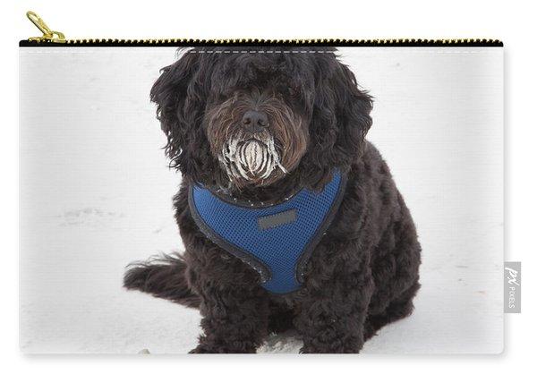 Doggone Good Beach Fun Carry-all Pouch