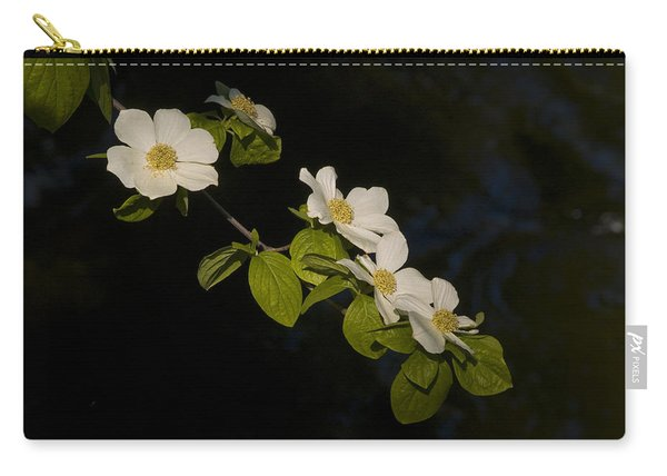 Dogwood On The River Carry-all Pouch