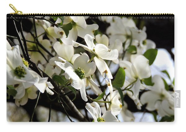Dogwoods In The Spring Carry-all Pouch