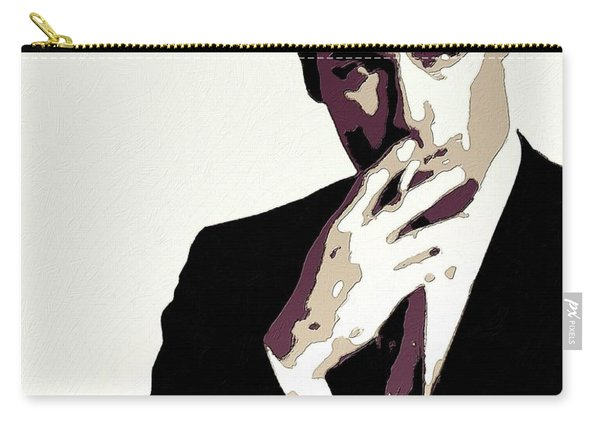Don Draper Poster Art Carry-all Pouch