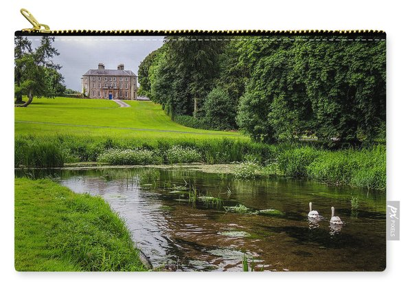 Doneraile Court Estate In County Cork Carry-all Pouch