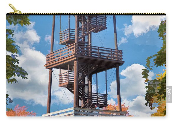 Door County Eagle Tower Peninsula State Park Carry-all Pouch