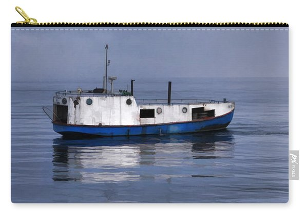 Door County Gills Rock Trawler Carry-all Pouch