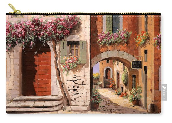 Doppia Casa Carry-all Pouch