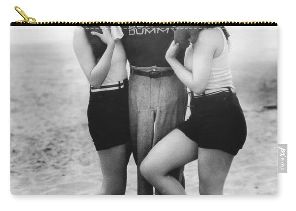 Dorothy Sebastian And Crawford Carry-all Pouch