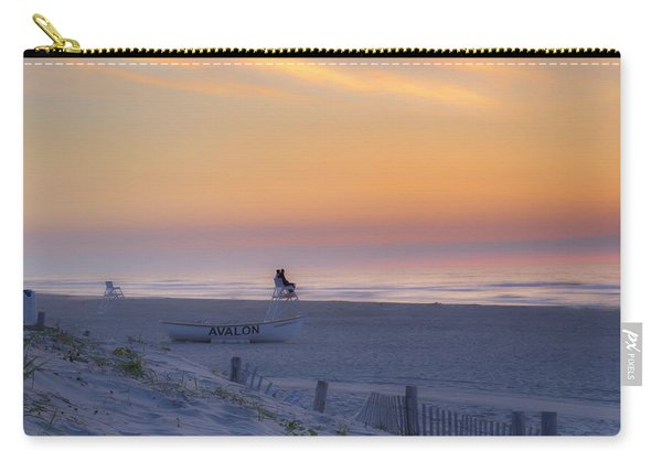 Down The Shore - Avalon New Jersey Carry-all Pouch