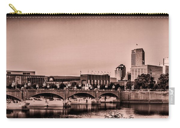 Downtown Indianapolis Carry-all Pouch