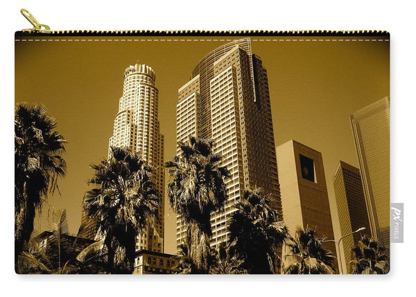 Downtown Los Angeles Carry-all Pouch