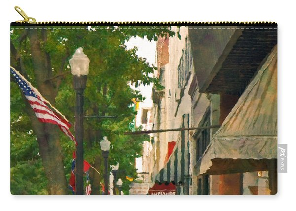 Downtown Usa Carry-all Pouch