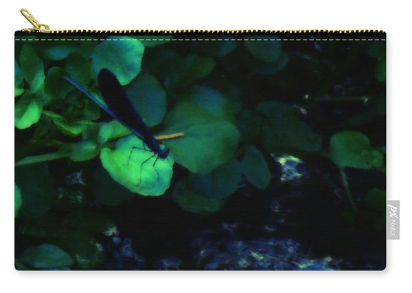 Dragonfly Daze Carry-all Pouch
