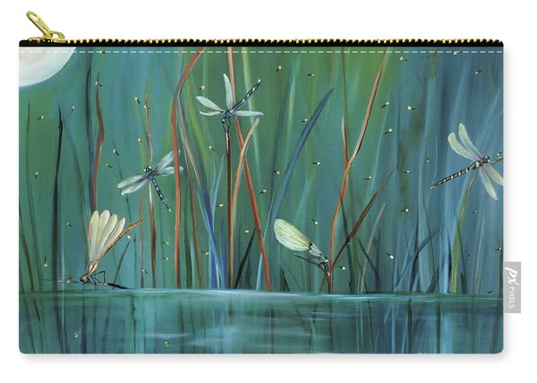 Dragonfly Diner Carry-all Pouch