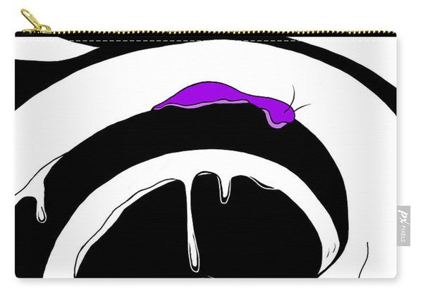 Drained Carry-all Pouch