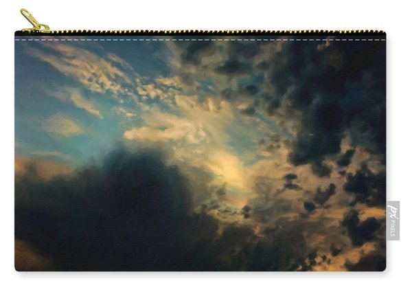 Dramatic Morning II Carry-all Pouch