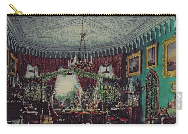 Drawing Room Of Empress Alexandra Feodorovna Carry-all Pouch