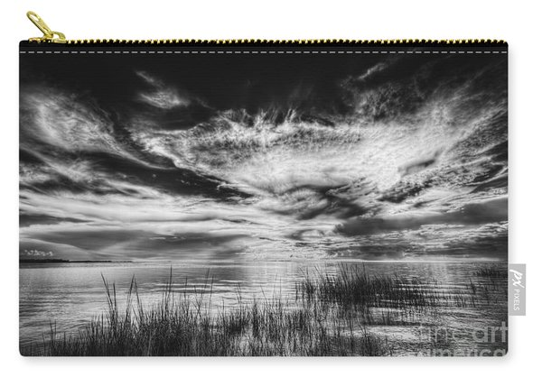 Dream Of Better Days-bw Carry-all Pouch