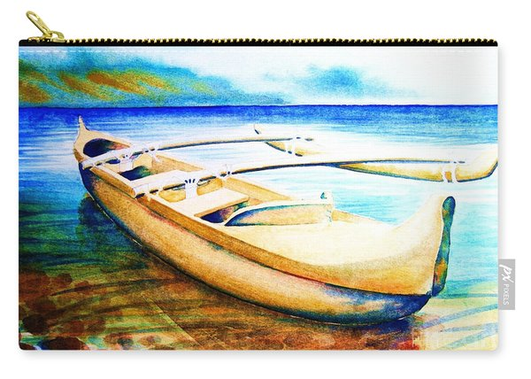 Dreams Of Polynesia Carry-all Pouch