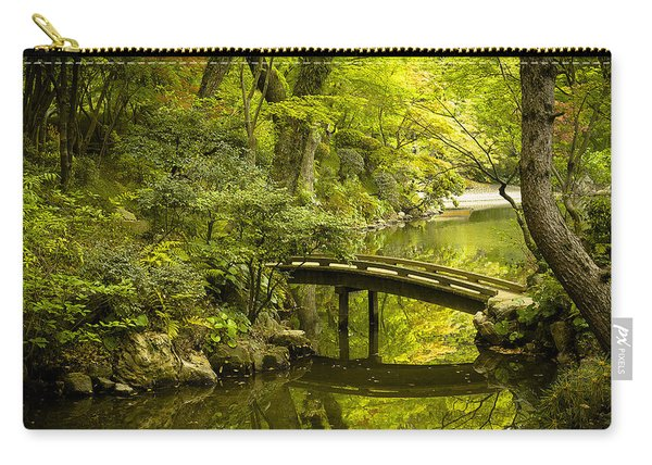 Dreamy Japanese Garden Carry-all Pouch