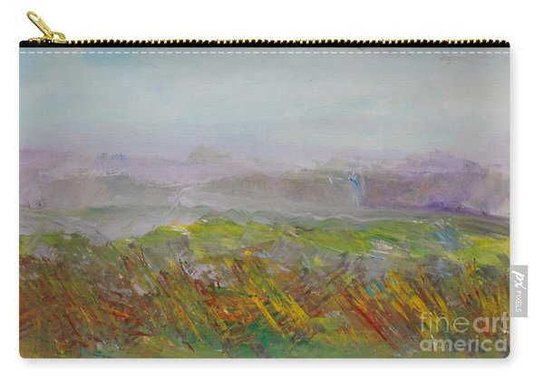 Dreamy Landscape Abstract Carry-all Pouch