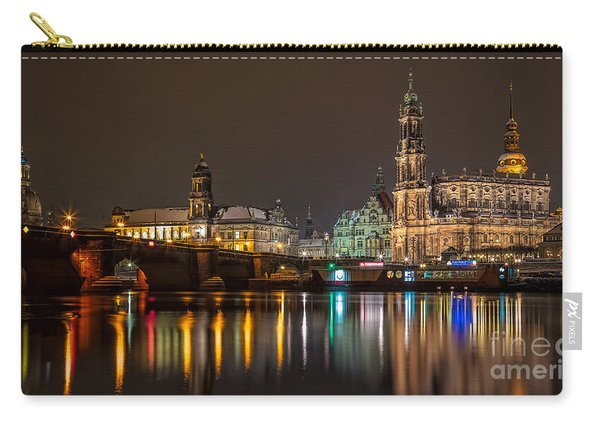 Dresden By Night Carry-all Pouch