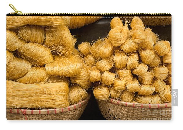 Dried Rice Noodles 02 Carry-all Pouch
